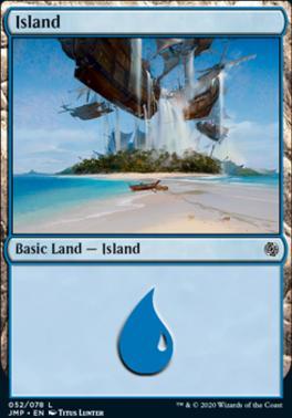 Jumpstart: Island (052)