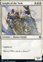 Jumpstart: Knight of the Tusk