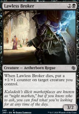 Jumpstart: Lawless Broker