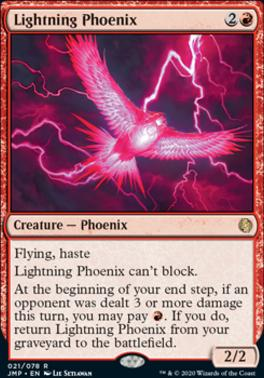 Jumpstart: Lightning Phoenix