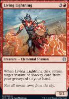 Jumpstart: Living Lightning