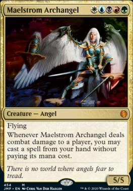 Jumpstart: Maelstrom Archangel