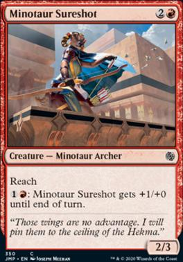 Jumpstart: Minotaur Sureshot