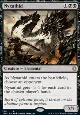 Jumpstart: Nyxathid