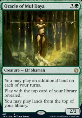 Jumpstart: Oracle of Mul Daya