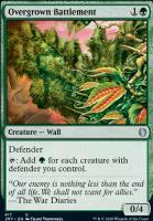 Jumpstart: Overgrown Battlement
