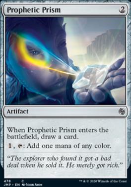 Jumpstart: Prophetic Prism