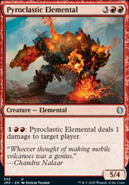 Jumpstart: Pyroclastic Elemental