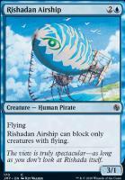 Jumpstart: Rishadan Airship