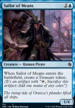 Jumpstart: Sailor of Means