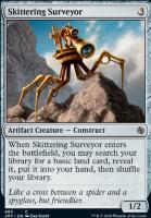 Jumpstart: Skittering Surveyor