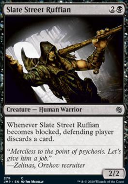 Jumpstart: Slate Street Ruffian