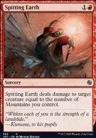 Jumpstart: Spitting Earth