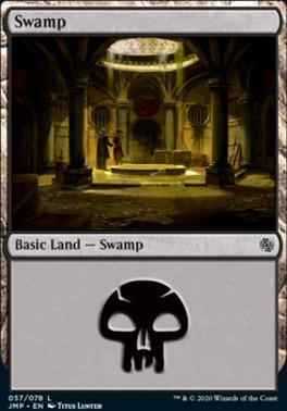 Jumpstart: Swamp (057)