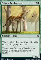 Jumpstart: Sylvan Brushstrider