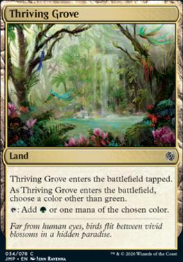 Jumpstart: Thriving Grove