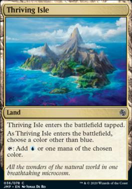 Jumpstart: Thriving Isle