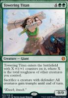 Jumpstart: Towering Titan