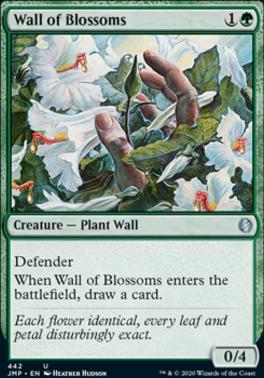 Jumpstart: Wall of Blossoms