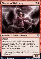 Jumpstart: Weaver of Lightning
