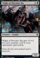 Jumpstart: Wight of Precinct Six
