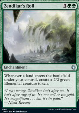 Jumpstart: Zendikar's Roil