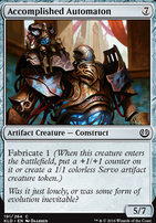 Kaladesh Foil: Accomplished Automaton