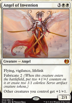 Kaladesh: Angel of Invention