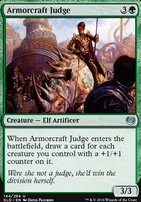 Kaladesh Foil: Armorcraft Judge