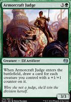 Kaladesh: Armorcraft Judge
