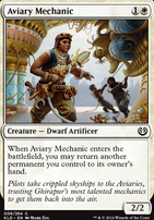 Kaladesh Foil: Aviary Mechanic