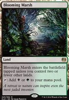 Kaladesh Foil: Blooming Marsh