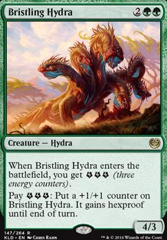 Kaladesh Foil: Bristling Hydra