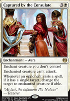 Kaladesh Foil: Captured by the Consulate