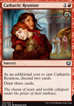 Kaladesh: Cathartic Reunion
