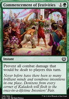 Kaladesh Foil: Commencement of Festivities