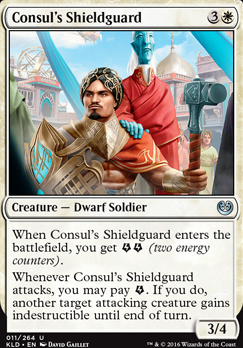 Kaladesh: Consul's Shieldguard