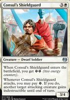 Kaladesh Foil: Consul's Shieldguard