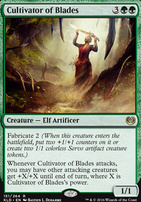 Kaladesh: Cultivator of Blades