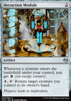 Kaladesh Foil: Decoction Module
