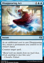 Kaladesh Foil: Disappearing Act