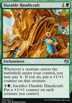 Kaladesh Foil: Durable Handicraft
