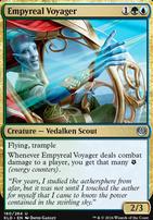 Kaladesh Foil: Empyreal Voyager