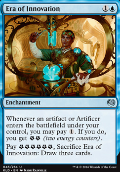Kaladesh Foil: Era of Innovation