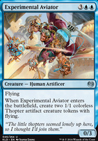 Kaladesh: Experimental Aviator