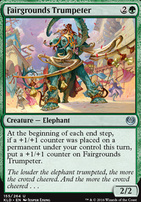 Kaladesh: Fairgrounds Trumpeter