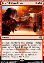 Kaladesh Foil: Fateful Showdown