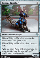 Kaladesh Foil: Filigree Familiar