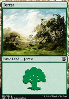 Kaladesh: Forest (263 B)