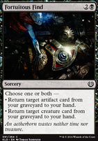 Kaladesh: Fortuitous Find